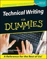 Technical Writing For Dummies by Sheryl Lindsell-Roberts