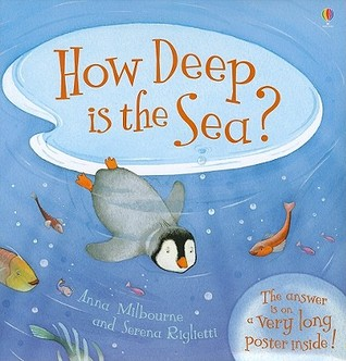 How Deep Is the Sea? [With Poster]