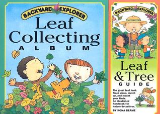 Backyard Explorer Leaf Collector's Kit [With Collecting Envelope, Leaf Album and String]