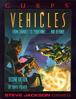 GURPS Vehicles by David L. Pulver