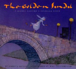The Golden Sandal by Rebecca Hickox Ayres