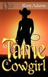 To Tame A Cowgirl (Double B, #1)