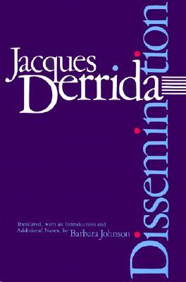 Dissemination by Jacques Derrida