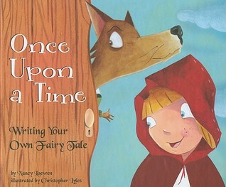 Once Upon A Time Writing Fairy Tale Once Upon A Time: Writ...