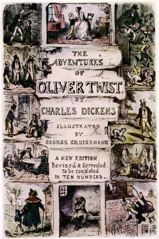 Oliver Twist by Charles Dickens — Reviews, Discussion, Bookclubs ...
