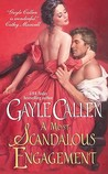 A Most Scandalous Engagement (Scandalous Lady, #2)