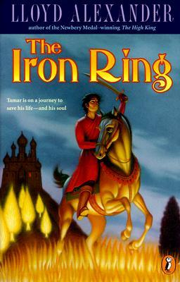 The Iron Ring by Lloyd Alexander