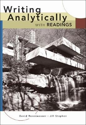 Writing Analytically with Readings by David Rosenwasser