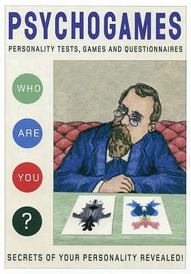 Psychogames: Personality Tests, Games And Questionnaires