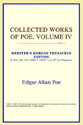 Collected Works of Poe, Vol 4