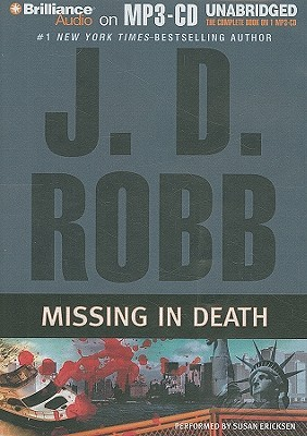 Missing in Death by J.D. Robb