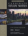 Professional Exam Review Candidate Study Notes