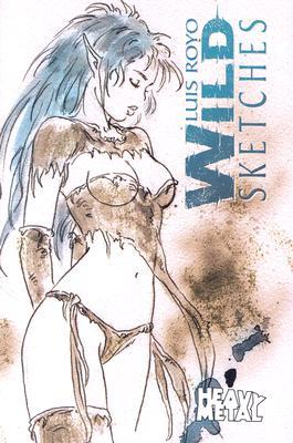 Wild Sketches 2 by Luis Royo