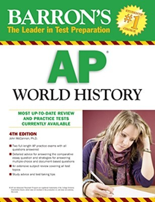 What to study for the AP World History exam a week before?