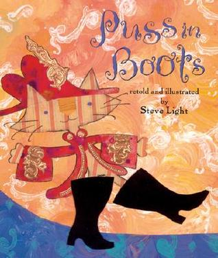 Puss in Boots by Steve Light