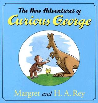 The New Adventures of Curious George by Margret Rey