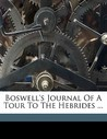 Journal of a Tour to the Hebrides