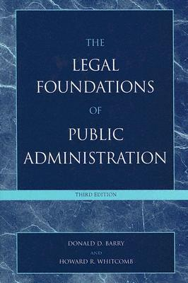 Legal Foundations of Public Administration