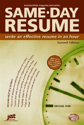 Same-Day Resume by Michael Farr