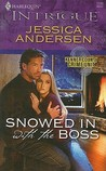 Snowed in with the Boss (Kenner County Crime Unit, #3)
