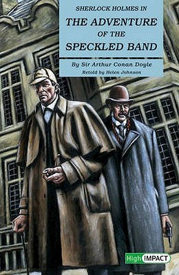 How does Conan Doyle gradually reveal the storyline and create suspense and tension?