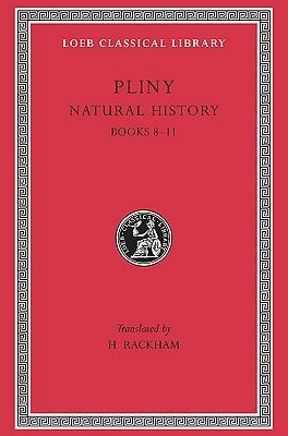 Natural History, Volume III: Books 8-11