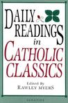 Daily Readings in Catholic Classics