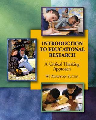 Introduction to Educational Research by W. Newton Suter