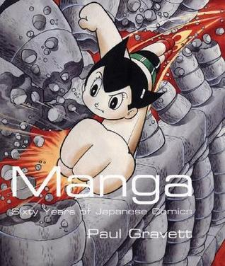 Manga by Paul Gravett