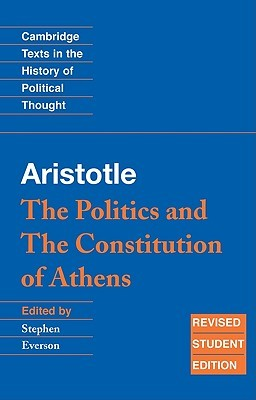 The Politics and The Constitution of Athens by Aristotle