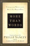 More Than Words: Contemporary Writers on the Works That Shaped Them
