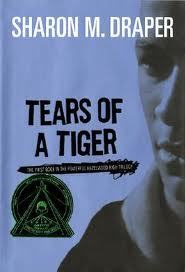 Tears of a Tiger (Hazelwood High, #1) by Sharon M. Draper ...