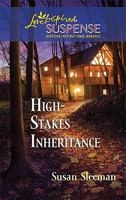 High-Stakes Inheritance by Susan Sleeman