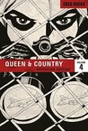 Queen and Country: The Definitive Edition, Vol. 4