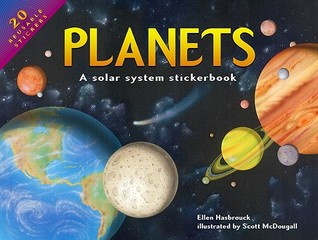 Planets: A Solar System Stickerbook