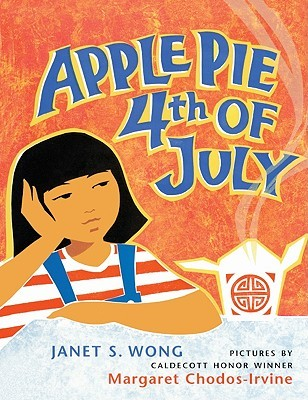 Apple Pie 4th of July by Janet S. Wong