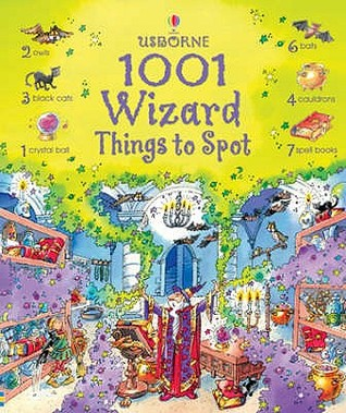 1001 Wizards Things To Spot