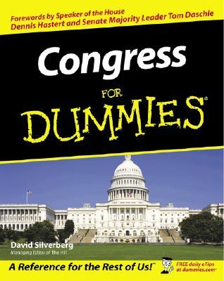 Congress for Dummies by David Silverberg