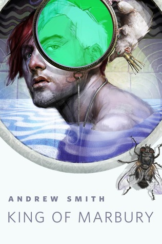 King of Marbury by Andrew  Smith