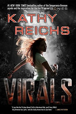Virals by Kathy Reichs (2010, Hardcover)