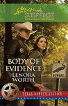 Body of Evidence (Texas Ranger Justice, #2)