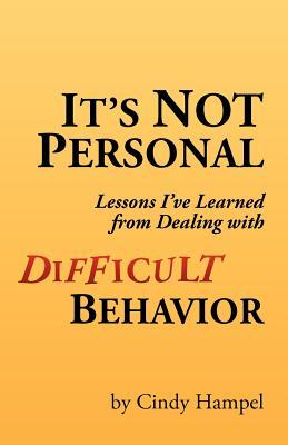 It's Not Personal by Cindy Hampel