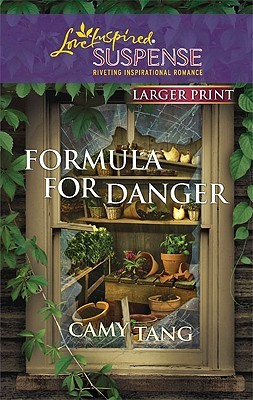 Formula for Danger by Camy Tang