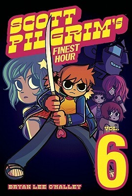 Scott Pilgrim, Volume 6 by Bryan Lee O'Malley
