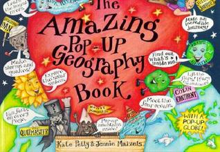 The Amazing Pop-Up Geography  Book by Kate Petty