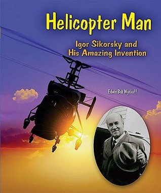 Helicopter Man by Edwin Brit Wyckoff