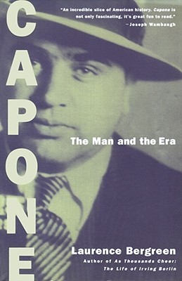 Capone by Laurence Bergreen