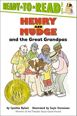 Henry and Mudge and the Great Grandpas by Cynthia Rylant