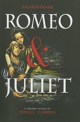 William Shakespeare's Romeo and Juliet Graphic Novel by Martin ...