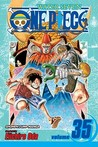One Piece, Volume 35: Captain (One Piece, #35)